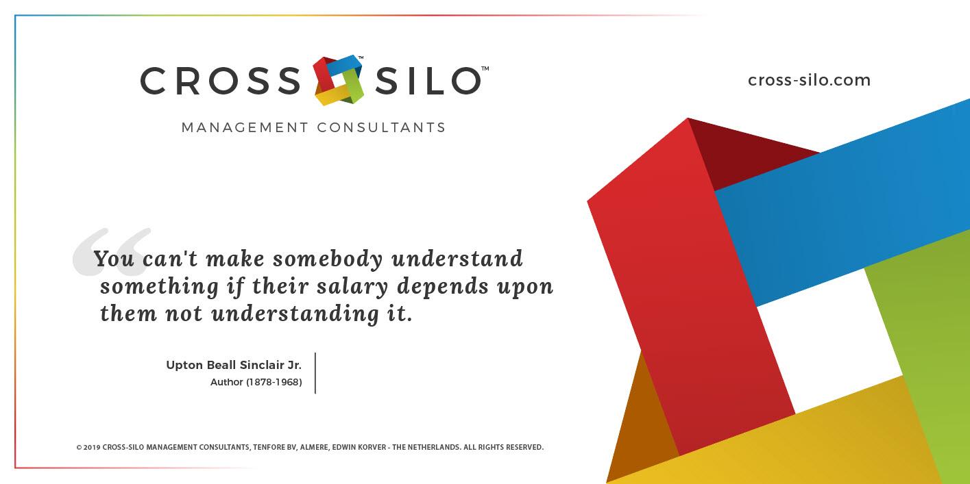 CROSS-SILO Management Consultants BV