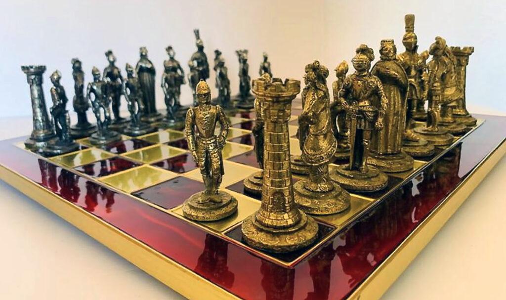 Grandmaster_Chess_Game_Tercios_Spain_1978_1
