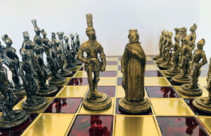 Grandmaster_Chess_Game_Tercios_Spain_1978_Philip_King